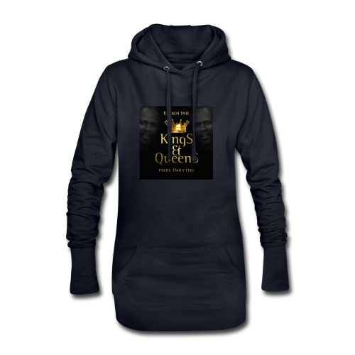 Kings_-_Queens - Hoodie Dress