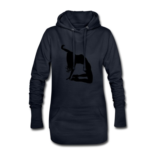Pin up - Sweat-shirt à capuche long Femme