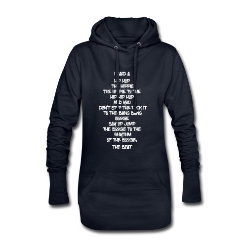 Hip Hop 1-2-3 - Hoodie Dress