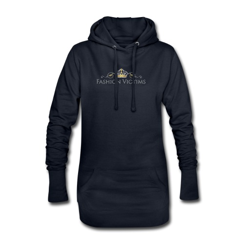 Official Fashion Victims Logo Gold/Silver - Hoodiejurk