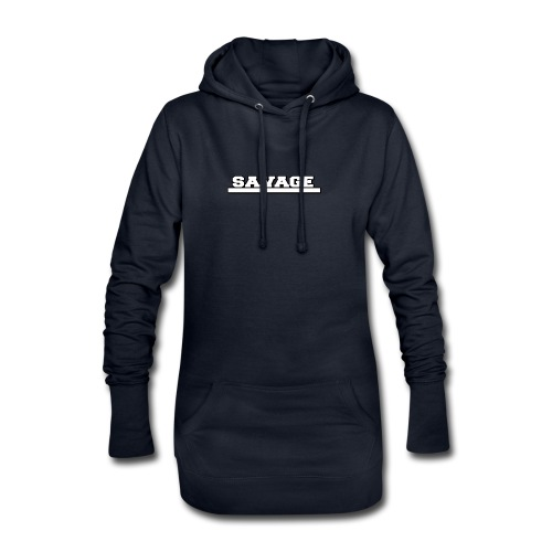 Savage Design - Hoodie Dress