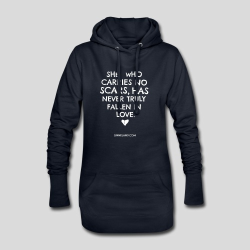 theLinne Heart - Hoodie Dress