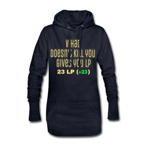 MissLP - Hoodie Dress