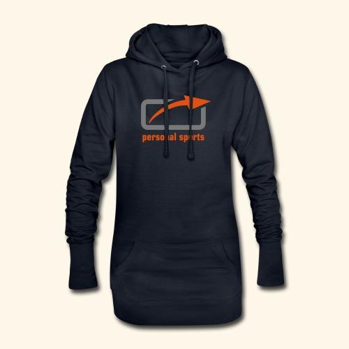 PS Logo Standard - Hoodie-Kleid