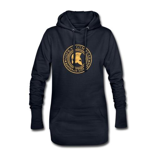NUPRAS Gymwear goldenwood - Hoodie-Kleid