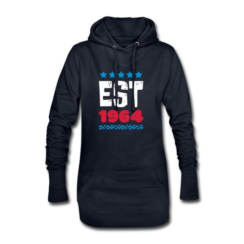 EST 1964 - ESTABLISHED IN 1964 - Hoodie-Kleid