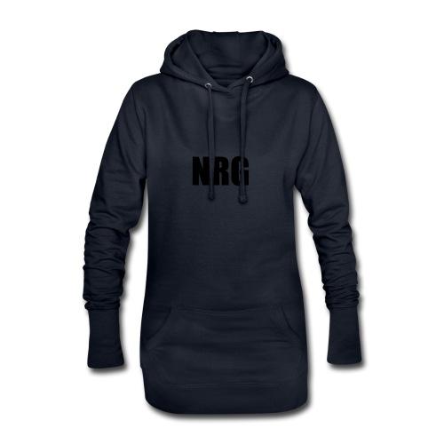 NRG - Hoodie-Kleid