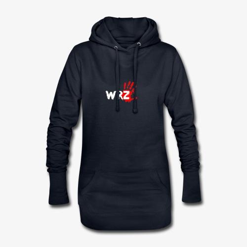 WRZ white version - Hoodie Dress