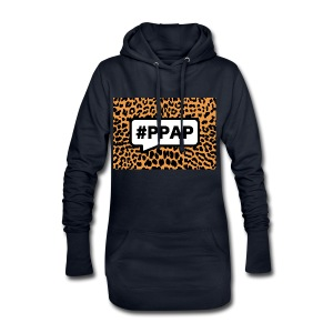 Pineapple Pen Song Leopard - Hoodiejurk