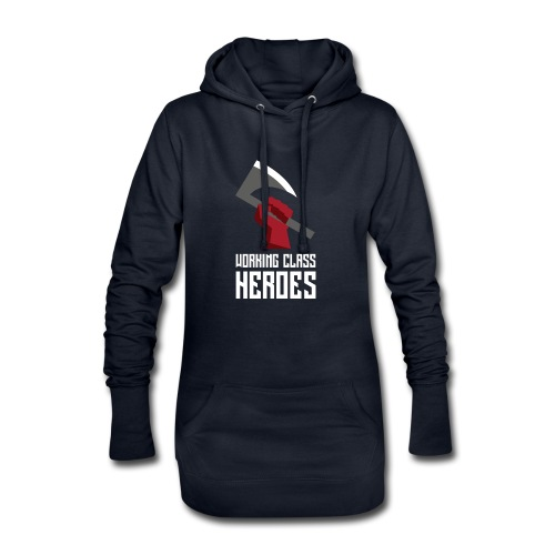 WORKING CLASS HEROES - Hoodie Dress
