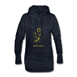 Mindfulness t-shirt - Hoodie Dress