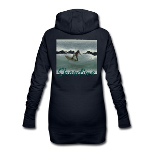 showtime - Sweat-shirt à capuche long Femme