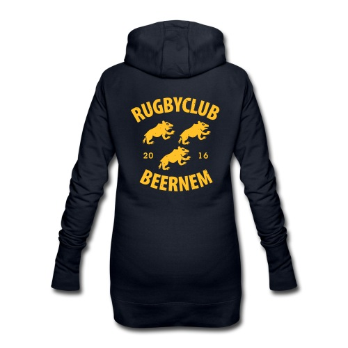vintage RC Beernem logo - Hoodiejurk