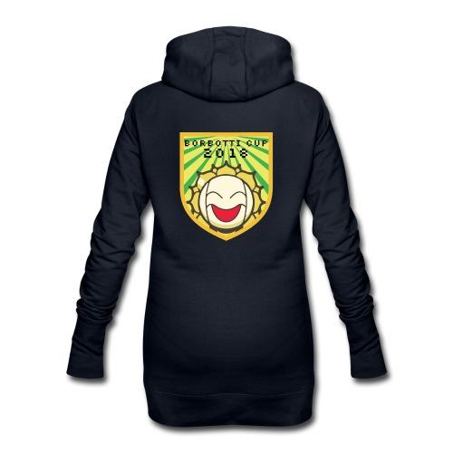 BorbottiCuP 2018 Logo - Vestitino con cappuccio