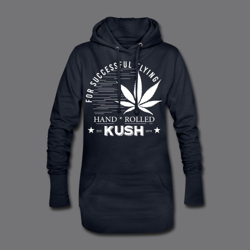KUSH VINTAGE Tee Shirts - Hoodie Dress