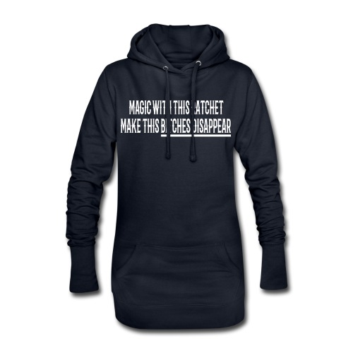 RATCHET WH - Sweat-shirt à capuche long Femme