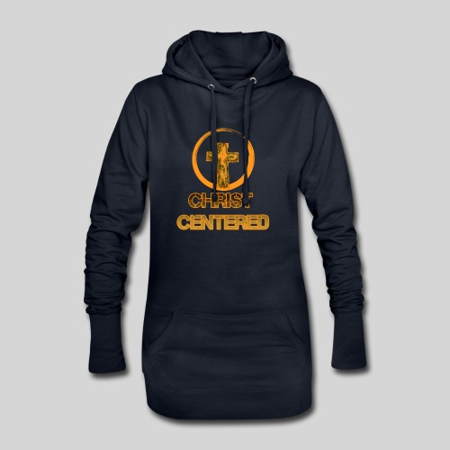Christ Centered Focus on Jesus - Hoodie-Kleid