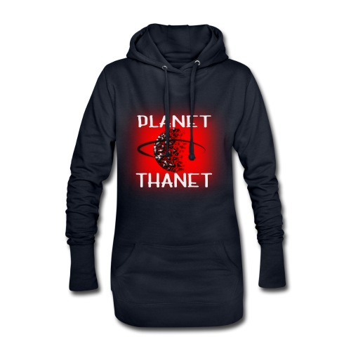 Planet Thanet - Made in Margate - Hoodie Dress