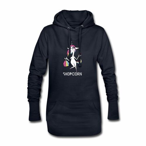 ShopCorn - Hoodie-Kleid