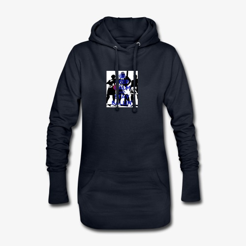 Keep Calm and Stay Ballin' - Hoodie Dress