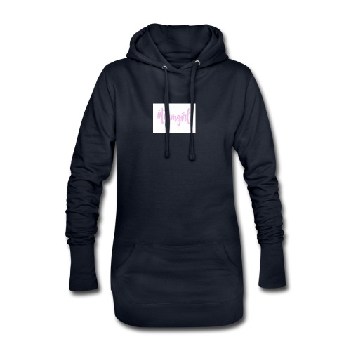 Team girl - Hoodiejurk