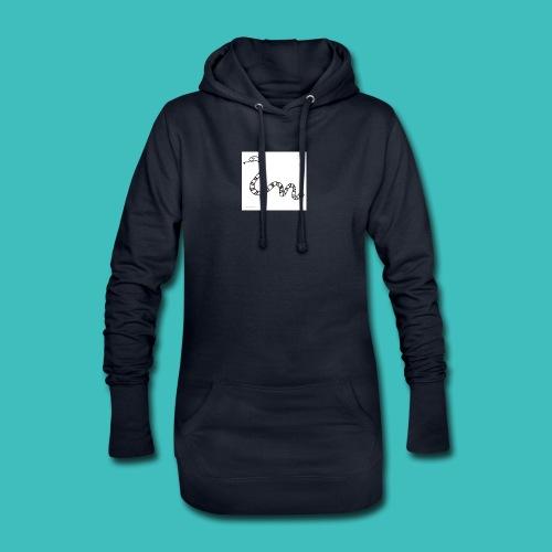 Xslage - Hoodie-kjole