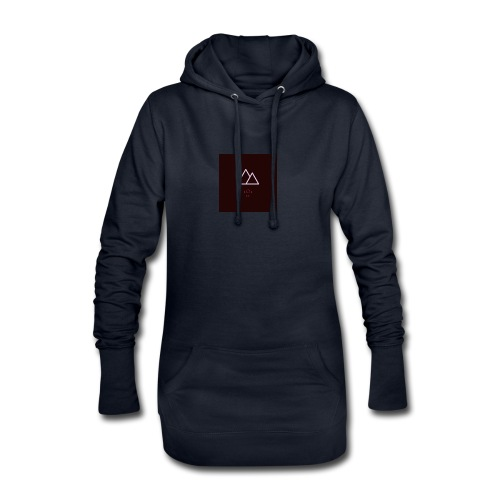 1O1 - Hoodie-Kleid
