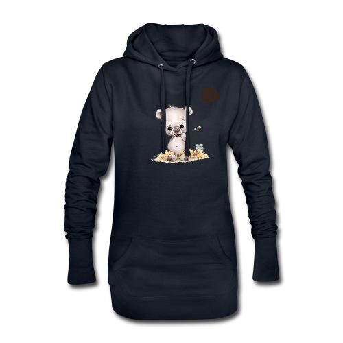 Noah der kleine Bär - Hoodie-Kleid