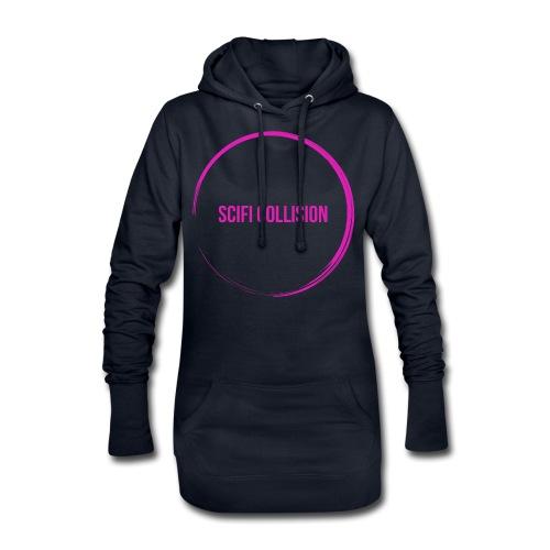 Pink Logo - Hoodie Dress