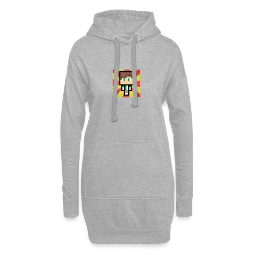 m crafter - Hoodie-kjole