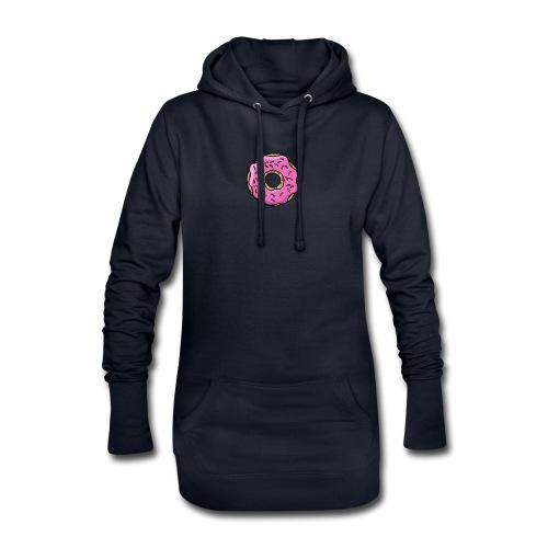 donut - Hoodie-Kleid