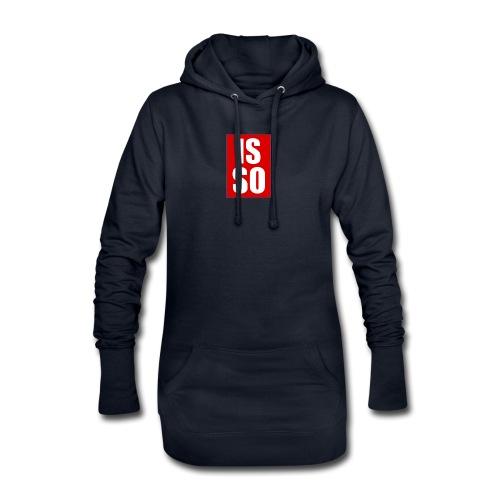 ISSO - Hoodie-Kleid