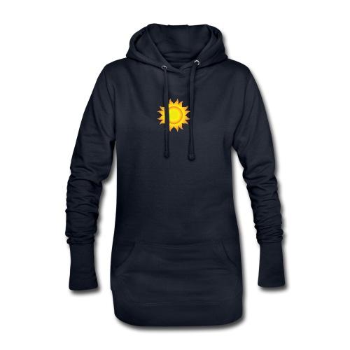 sol T-shirt - Hoodie-kjole