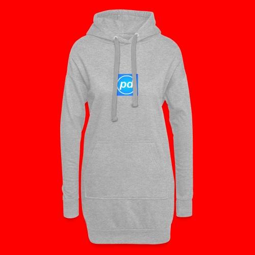 pd Blue V2 - Hoodie-kjole