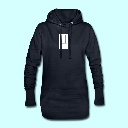 Logo Lyokus - Sweat-shirt à capuche long Femme