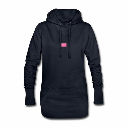teelicious - Sweat-shirt à capuche long Femme