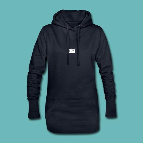 sgm - Sweat-shirt à capuche long Femme