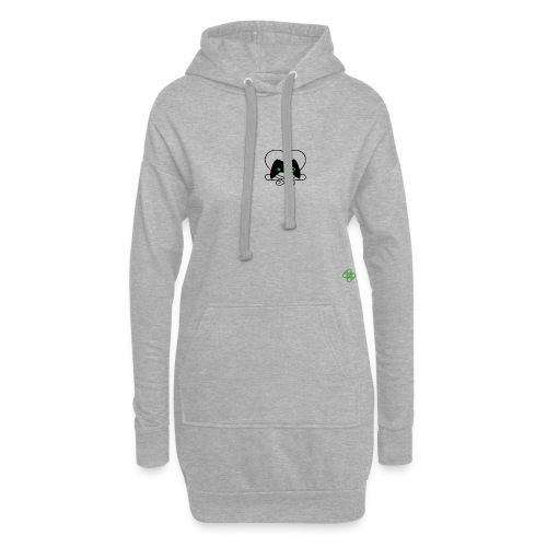 #gamesweekberlin Icon - Hoodie Dress