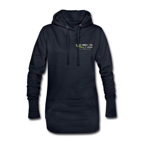Black Forest Gym Logo - Hoodie-Kleid