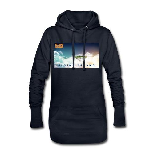flying island - Vestitino con cappuccio
