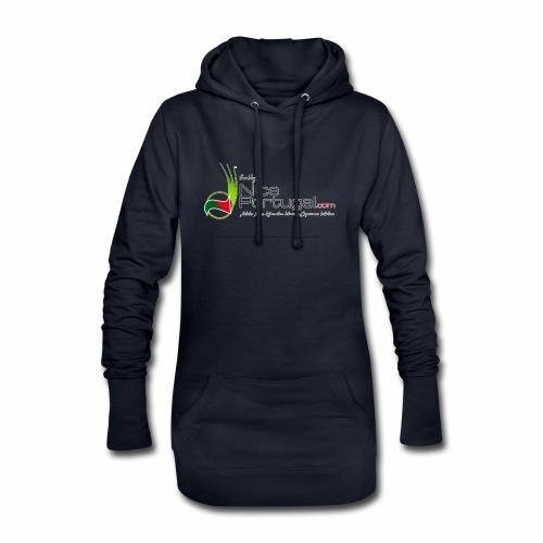NicePortugal.com Logo - Vestitino con cappuccio