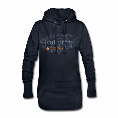 Kulturort Oranienwerk - Hoodie-Kleid
