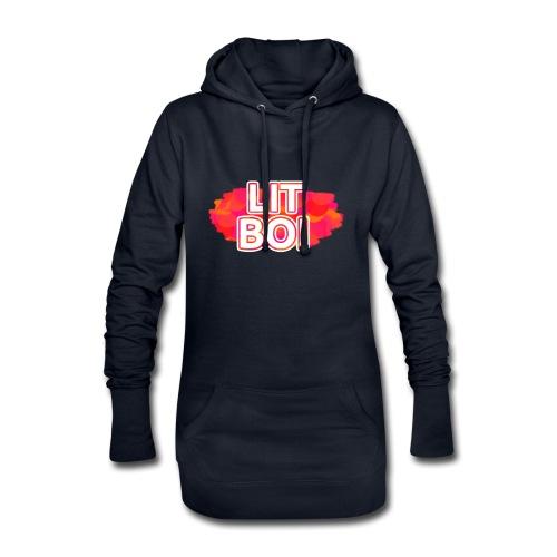 LIT BOI - Hoodie Dress