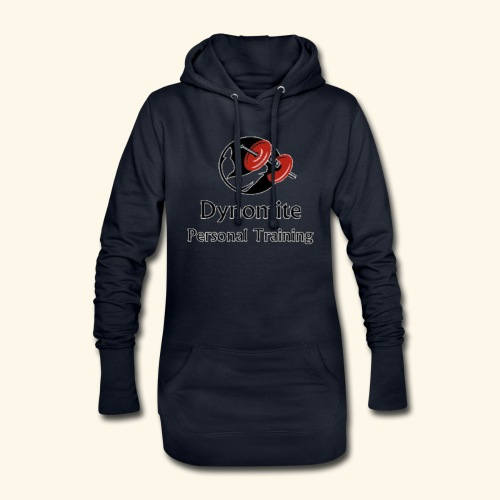 Dynomite Personal Training - Hoodie Dress