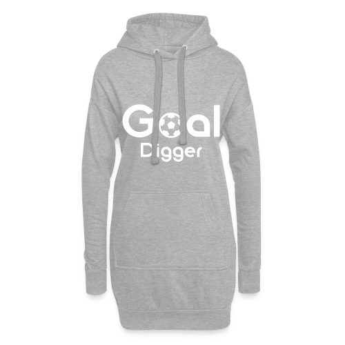 Goal Digger 2 - Hoodie Dress