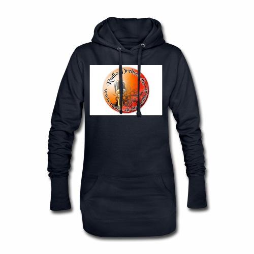 logo rds runt - Hoodie-Kleid