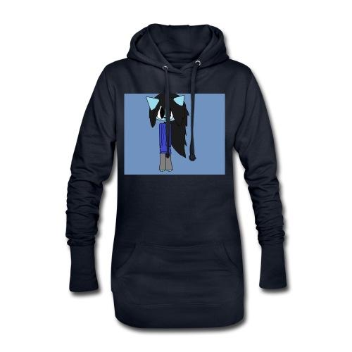 my cartoon self - Hoodie Dress