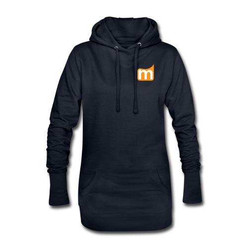 Medifit Lünen Logo - Hoodie-Kleid