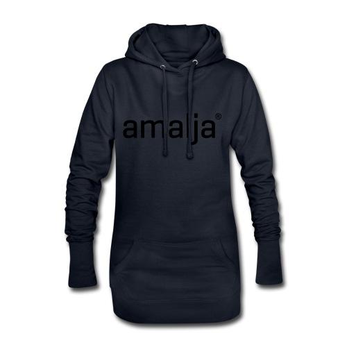 amalja - Hoodie-Kleid