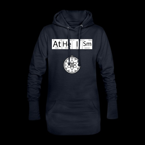 AtHeISm - Sweat-shirt à capuche long Femme